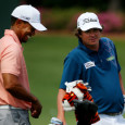 Tiger Woods, Jason Dufner — Getty Images